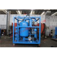 Quality ZYD Double stage vacuum transformer oil purifier,Insulation Oil Degassing,dewatering,filter,ZYD, transformer oil device wholesale