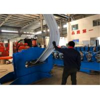 Quality Arch Sheet Roll Forming Machine, Self Lock Steel Roofing Sheet Crimping Machine wholesale