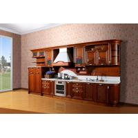 Buy cheap Cheey solid wood kitchen cabinet set from wholesalers