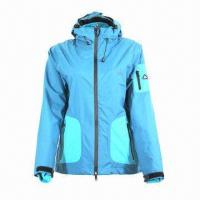 Quality Women's 3-in-1 Jacket, Waterproof and Breathable, with Detachable Fleece wholesale