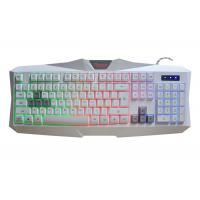 Quality Professional Gaming Computer Keyboard 104 Keys Customized Layout wholesale