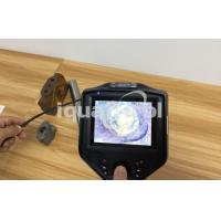 China Megapixel Camera Front View Videoscope Inspection Camera With Depth Of Field 150mm For Visual Inspection on sale