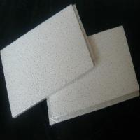 China Mineral Fibre Ceiling Tile (SGS standard) on sale