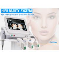 Quality Non Surgica Face Lifting HIFU Machine , High Intensity Vaginal Tightening Equipment wholesale