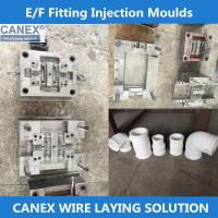 China PE Electro Fusion pipe fitting mould - electrofusion injection moulds on sale