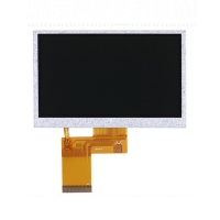 Quality 1000cd/M2 1024X600 10.1 Inch Lcd Display , 50Pins LCD Touch Panel wholesale