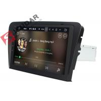 Cheap 10.1 Inch 1024*600 Android Car Navigation System Skoda Octavia Car Stereo Bluetooth 4.0 for sale