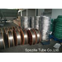 Quality Grade TP316L Cold Drawn Seamless Steel Pipe Coiled Stainless Tubing 3/8'' X 0.035'' wholesale