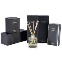 Quality Classic Scented Candle And Diffuser Set Durable Fragrant Natural Glass Jar Reed Diffuser wholesale