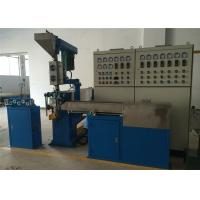 Quality Plastic Electric Cable Making Machine Double Head Co Extrusion Sheath Cable Coated Unit wholesale