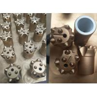 Quality 28 - 41mm Length Mining Drilling Bits For Small Hole Rock Drilling Tools wholesale