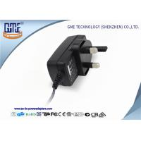 Quality Qualified  UK Plug 24V 0.5A Switching Power Adapter For Game Player wholesale