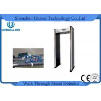 Quality UB600 6/12/18 Zones  Walk Through Safety Gate with Network Function and Small LCD screen wholesale