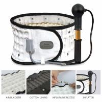 Quality White - Leawell Decompression Back Belt With FDA Approved Waitst 29-49'' wholesale