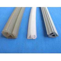 Quality Maintenance Free Silicone Seal Strip , Platinum Cured Silicone Extruded Profiles wholesale