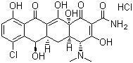 64-73-3 Demeclocycline Hydrochloride Antibiotics Drug For Anti Allergic