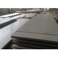 ASTM Standard 316 SS Plate , 0.1mm - 6mm Cold Rolled Stainless Steel Sheet