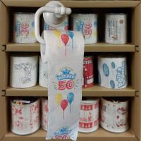 Quality funny toilet paper roll 3 layer 200 sheets 100% wood virgin pulp printed toilet paper wholesale