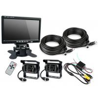 """Buy cheap HD Waterproof IP67 Rugged Truck Trailer Reverse Camera With Colour 7"""" LCD from wholesalers"""