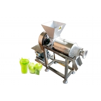 China Ginger Apple 1.1kw Sugar Cane Juicer Extractor on sale