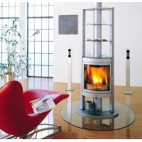China GLK-HP01 wood burner stove on sale