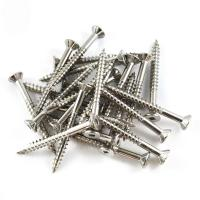 Quality 50mm Robertson Stainless Square Drive Deck Screws Hardwood SQ2 Type 17 316 SS wholesale