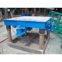 Quality Electronic Concrete Magnetic Vibrating Table,concrete vibrating table wholesale