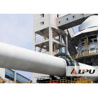 Quality Wet And Dry Process Cement Rotary Kiln in Cement Plant , Cement Kiln 55kw wholesale