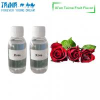 Quality Xi'an Taima Fruit/tobacco/mint/flower aroma most popular Rose flavour for vape wholesale