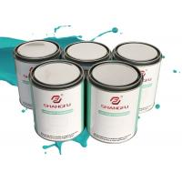 China 1K Colorful Custom Car Paint Colors , Durable Color Matching Car Body Paint on sale