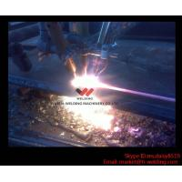 Cheap High Accuracy CNC Flame Oxygen Cutting Machines For Steel Plate , CNC Cutting for sale
