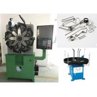Buy cheap High Precision Wire Forming Machine 0.2 - 2.3mm / Coil Forming Equipment from wholesalers