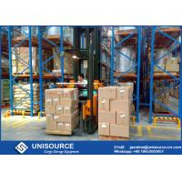 Buy cheap Popular Adjustable Industrial Pallet Racks Heavy Duty Warehouse Shelving from wholesalers