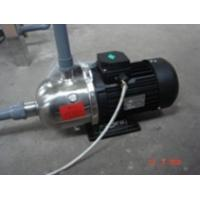China Stainless steel raw water / purified water bump for Drinking Water Treatment Systems on sale