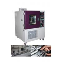Buy cheap Low Temperature Freeze Test Chamber Shoe Bending Ross Flexing Resistance from wholesalers
