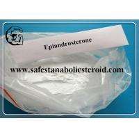 China Oral Epiandrosterone Prohormones Epi-Andro Powder For Cutting Cycle , CAS 481-29-8 on sale