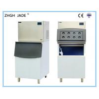 China 220V 50Hz Automatic Ice Maker  , High Efficiency Commercial Ice Machine on sale