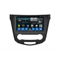 Quality Nissan Qashqai 10.1 Inch Stereo Car GPS Navigation System Built In Bluetooth wholesale