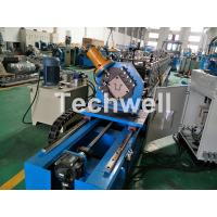 Quality Cold Rolling Forming Machine For Making Top Hat Channel / Furring Channel Profiles wholesale