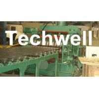 Quality High Speed Steel Silo Corrugated Panel Roll Forming Machine For Roof Panel, Wall Sheet wholesale