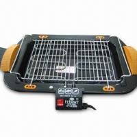 Quality Electric Barbecue Grill with Multiple Function and High Quality, Comes in a Carton wholesale