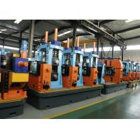 Quality High Speed ERW Welded Tube Mill , 3 Phrase Pipe Welding Machine wholesale