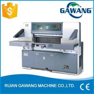 China Semi-automatic A4 Cutting Machine on sale