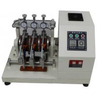 China ASTM D1630 Rubber Abrasion Testing Machine for sale