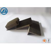 China Strongest Material Magnesium Extrusion Mag Alloy Magnesium Heat Sink on sale