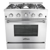 China 36 Inch 110V Stainless Steel Gas Stoves Electronic Ignition Mode CE Certification on sale