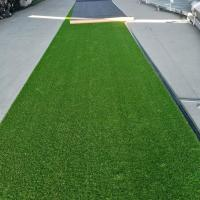 Quality Plastic 40mm Outdoor Fake Grass For Yard Office Area 4 Colors Available wholesale