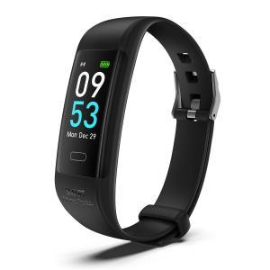 Quality Sleep Monitor NRF52832 IP68 Waterproof Smart Watch wholesale