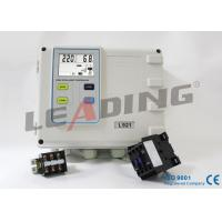 China Auto And Manual Single Phase Submersible Pump Control Panel For General Pump on sale