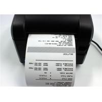China 57*50mm cash receipt pos cash register thermal paper,POS Paper Roll,Bank Check Paper on sale